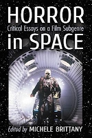 Horror in Space Anthology