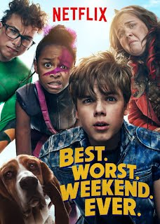 Best.Worst.Weekend.Ever. Poster