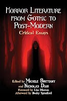 Horror Literature from Gothic to Post-Modern
