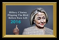Hillary Clinton Caught FLIPPING the BIRD Before Face Lift (Volatility Research) 1000h4