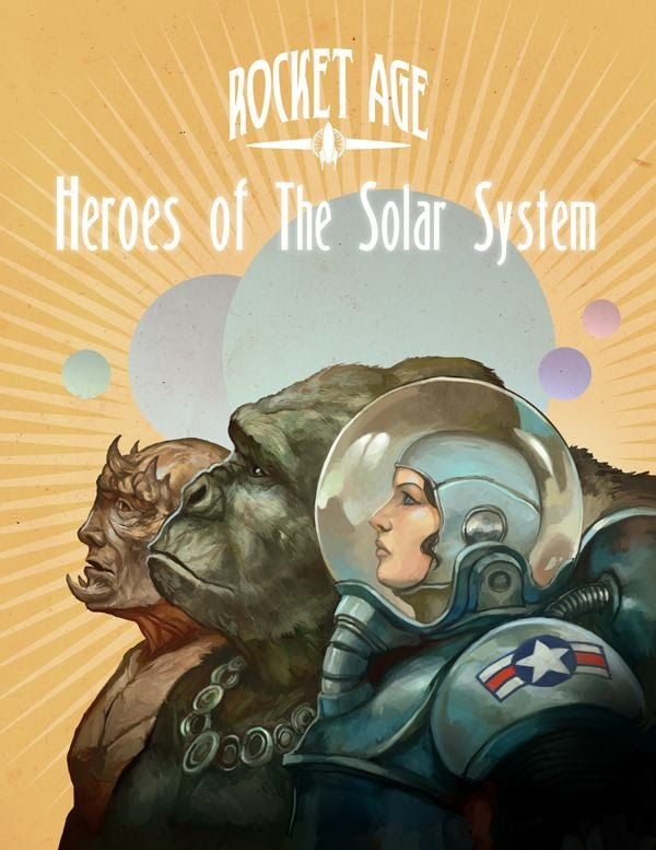 Heroes of the Solar System