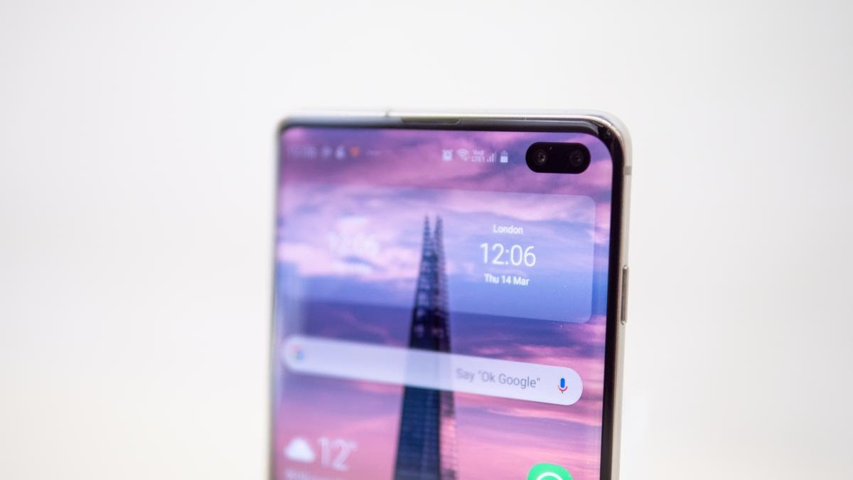 Galaxy S10 Plus Contract Deals Holyrood Bypass Books