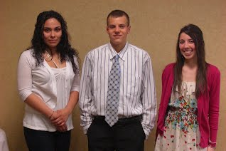 Our Scholarship Winners 2011