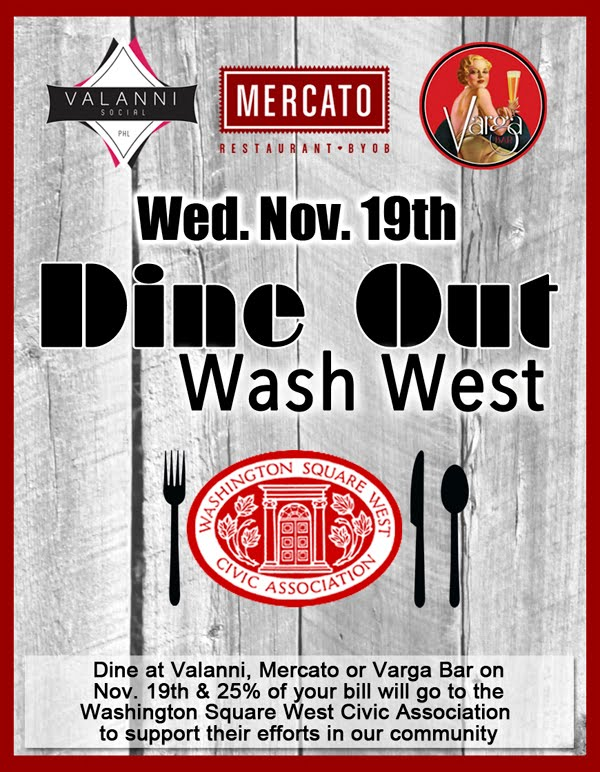Dine Out Wash West