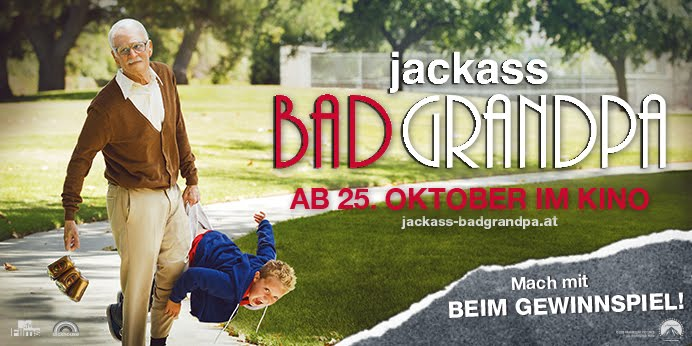 Bad Grandpa Movie Watch Online Free