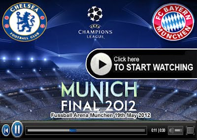 Watch Bayern Munich vs Chelsea FC Live Final
