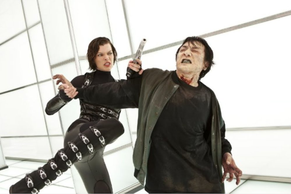 Watch Resident Evil Retribution Online