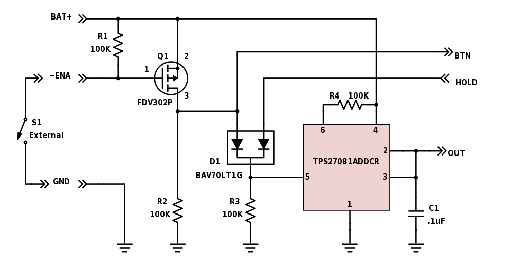 Pushbutton Power Switch for Arduino - Wayne's Tinkering Page