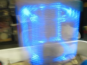 Volumetric 3D Display - wdmaker2010