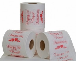 Paper anniversary ideas anniversary gifts by year