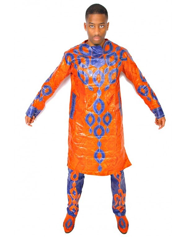 This Clothes Is Wearied In The Countries That Speak French West Africa Nigeria They Wear Something Look Like