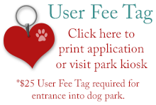 User Fee Tag Application