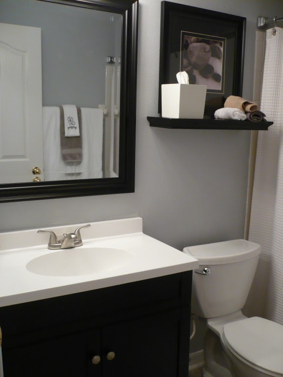 Luxury New vanity is put in and new tile so pretty