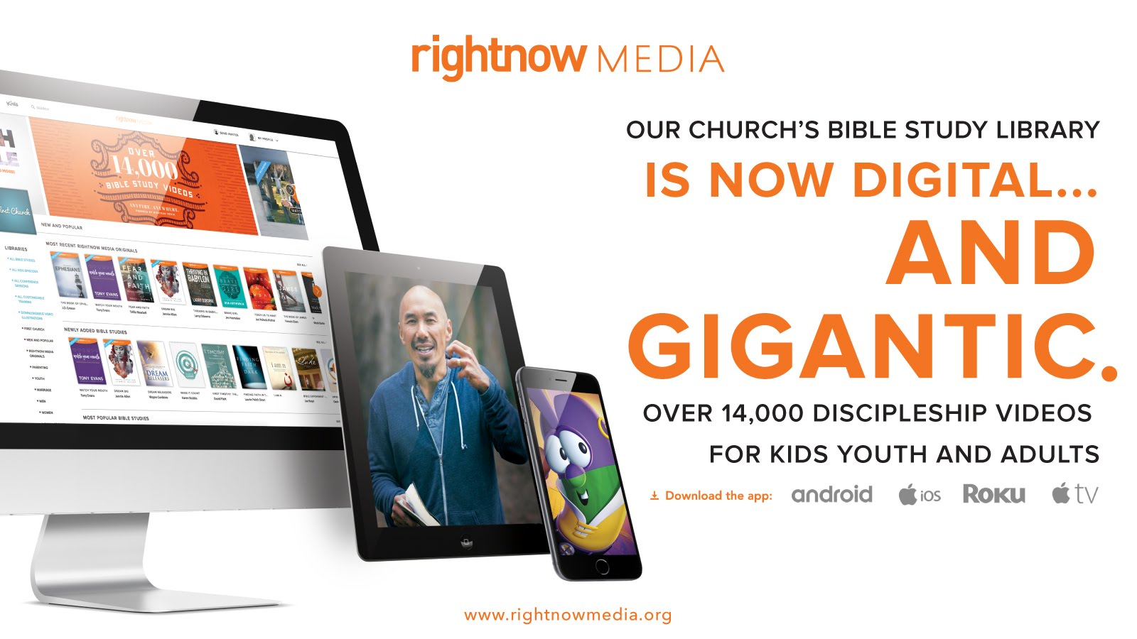 Our Church provides you with excellent free personal growth materials