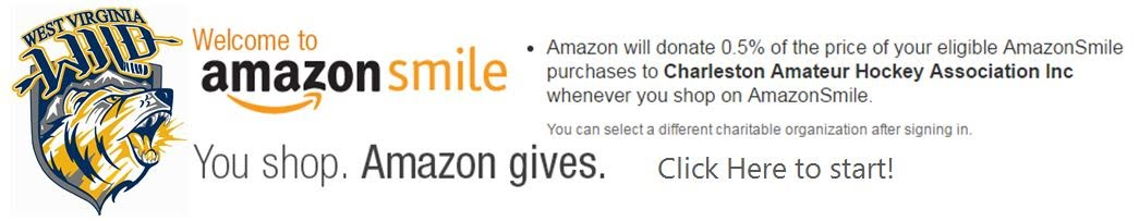 Amazon Smile - CAHA