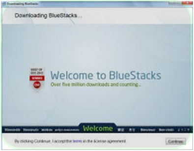 WhatsApp para PC instalar Bluestacks