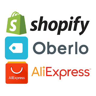 Oberlo is an app for Shopify and Ali Express