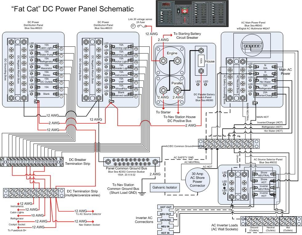 Power Panel raystar 125 wiring diagram wiring wiring diagram schematic  at webbmarketing.co