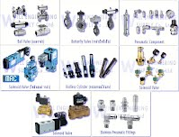 Solenoid vaand Pneumatic system valve Steam and valve and Stainless tube_Industrial Pump
