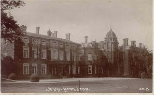 Nun Appleton Hall