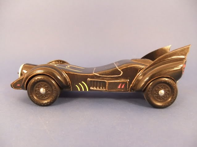 The Best Pinewood Derby Car