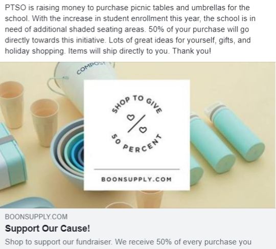 https://www.boonsupply.com/collections/all?fundraiser=89902