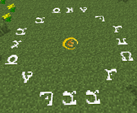 Circle Magic - Witchery Mod for Minecraft
