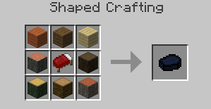 Vampirism Mod Crafting Recipes
