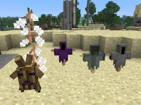 Fetishes - Witchery Mod for Minecraft