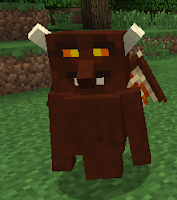 Flame Imp - Witchery Mod for Minecraft