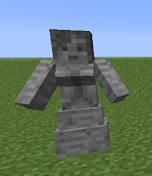 Statue Of The Goddess Witchery Mod For Minecraft