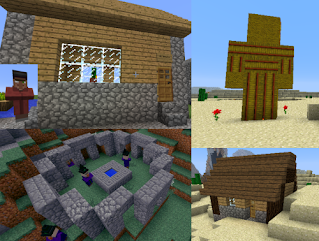 Structures - Witchery Mod for Minecraft