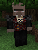 Vampire - Witchery Mod for Minecraft