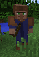 Village Guard - Witchery Mod for Minecraft