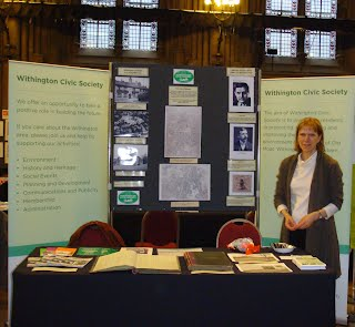Withington at the Manchester Histories Celebration
