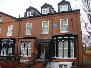 Rutherford Lodge, Wilmslow Road, Withington