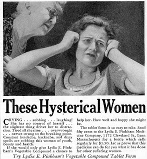 link to Women and Hysteria Site