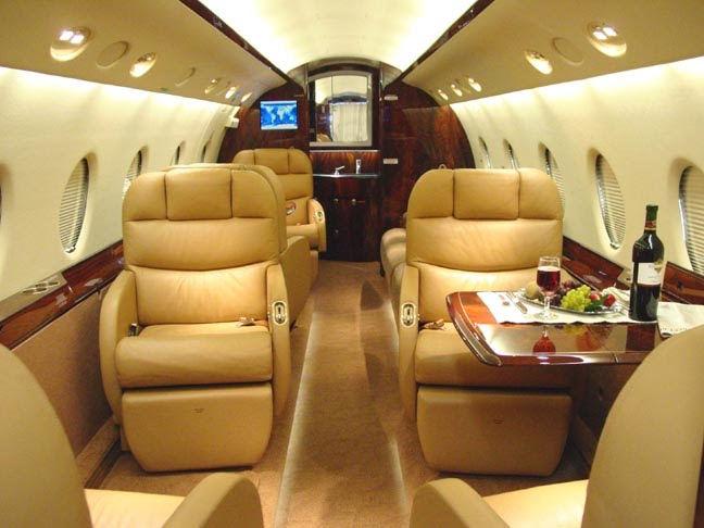 Private Jet Charters - TravelTime