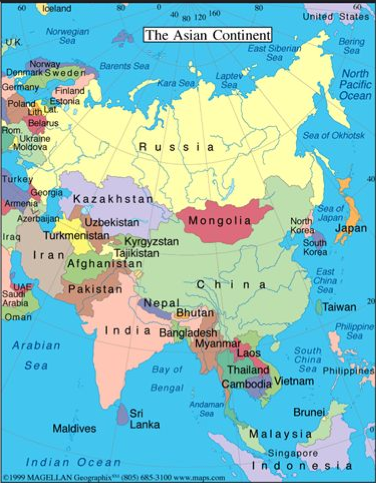 Indian Geography Map 4. Arab and Indian Geography Maps   World History: Ms.Stockwell