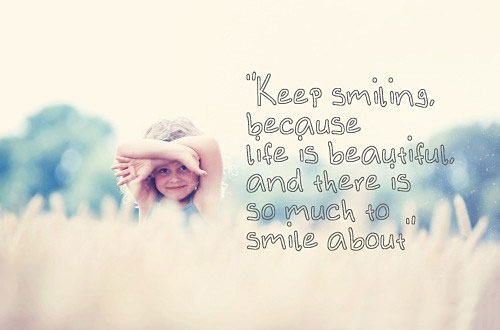 Happy Smile Quotes Beautiful Smile Quotes And Sayings – Keep on Smiling   Happy Life Happy Smile Quotes