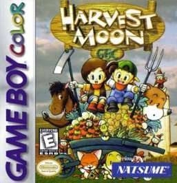 Harvest Moon Gameboy Colour 1 (GBC 1) - World of Harvest Moon