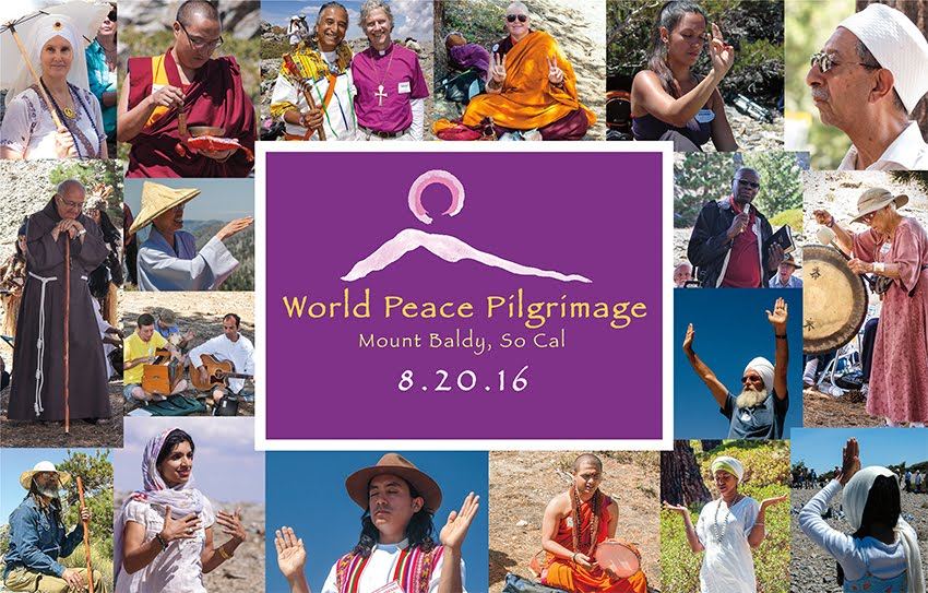 World Peace Pilgrimage 2016