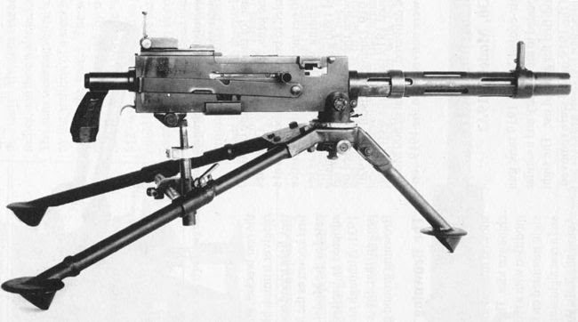 Weapons used for Defence - World War 1 - Class 4