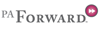 PA Forward logo