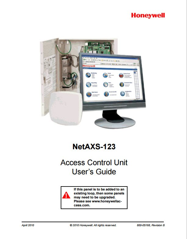NetAXS 123 Access Control Unit User%E2%80%99s Guide?height=320&width=250 technical documents writer111 netaxs 123 wiring diagram at n-0.co