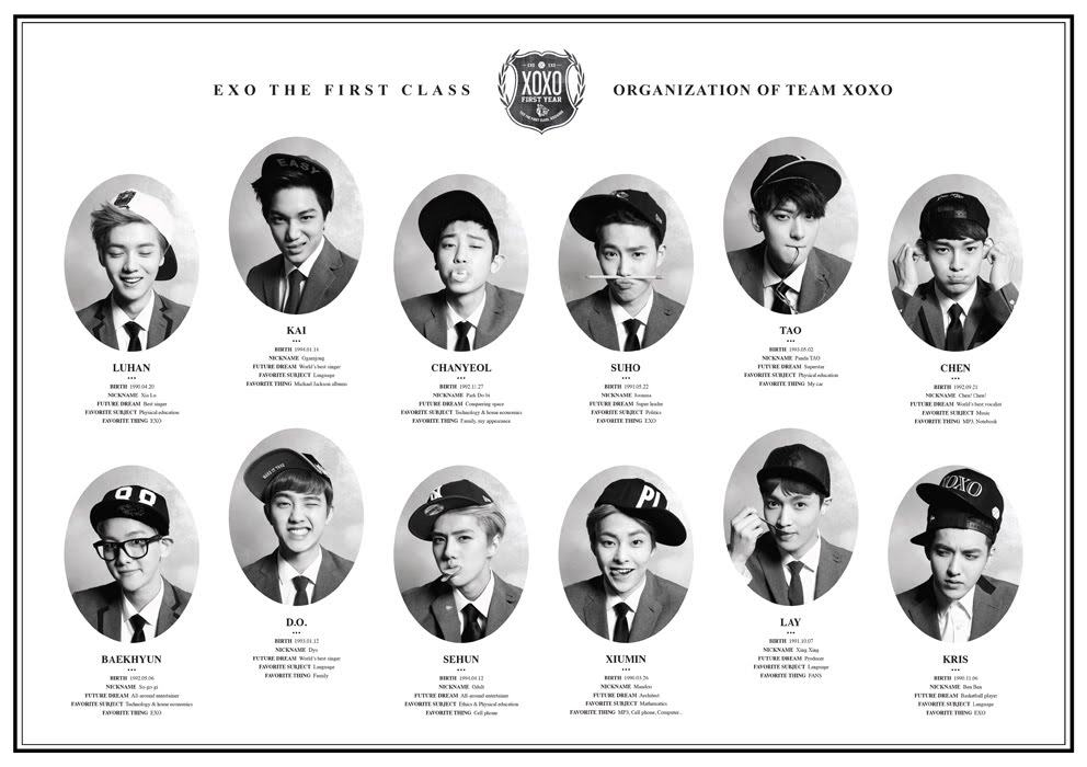 Exo X You (Leadership Laws)