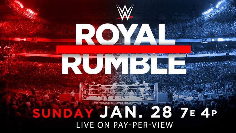 Watch WWE Royal Rumble 2018