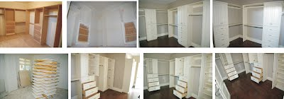 06 Closet Off White Lacquer Alta Pro Painting Calgary