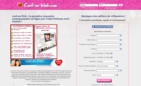 Sites de rencontre totalement gratuit en france