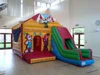 Circus Electric Bounce & Slide